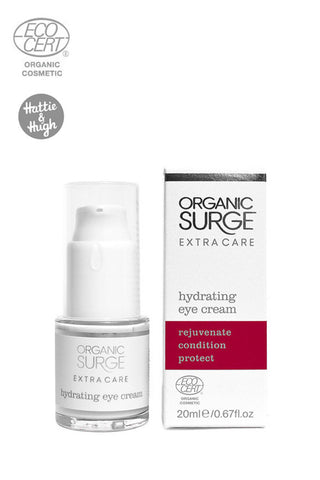 Organic Surge Hydrating Eye Cream Enriched with Jojoba Oil 20ml