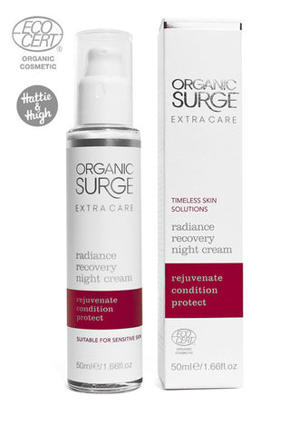 Organic Surge Radiance Recover Night Cream at Hattie & Hugh