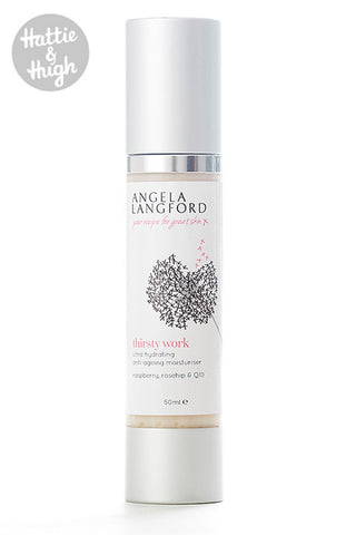 Angela Langford Thirsty Work Ultra-Hydrating Anti-Ageing Moisturiser