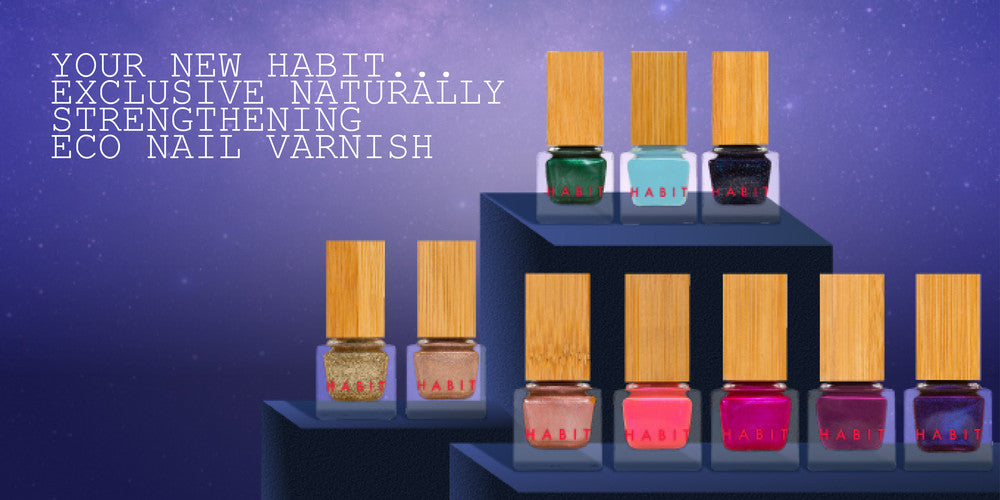 New Habit Nail Varnish at Hattie & Hugh