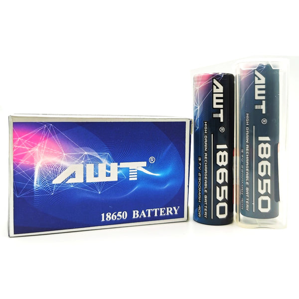 AWT 18650 2900MAh Rechargeable Battery
