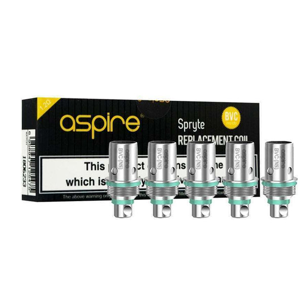 Genuine Aspire Spryte BVC 1.2Ω Replacement Coils