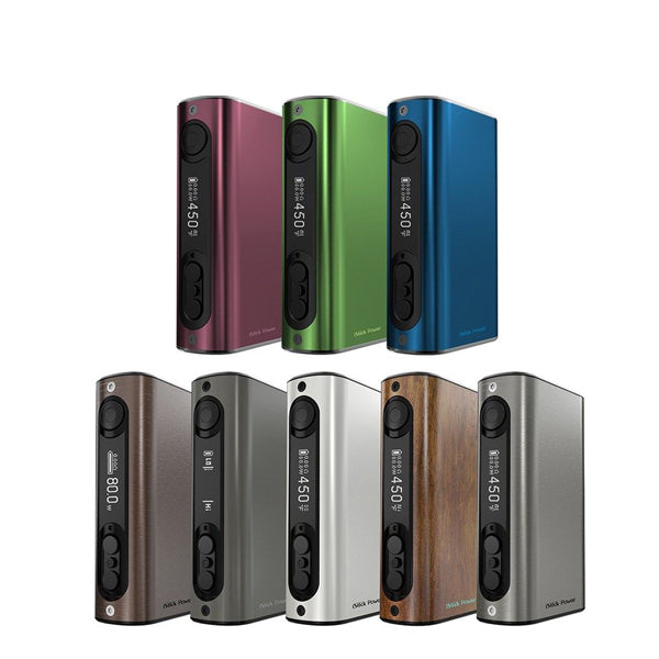 Genuine Eleaf iStick iPower TC 80W Box Mod 5000mAh Battery
