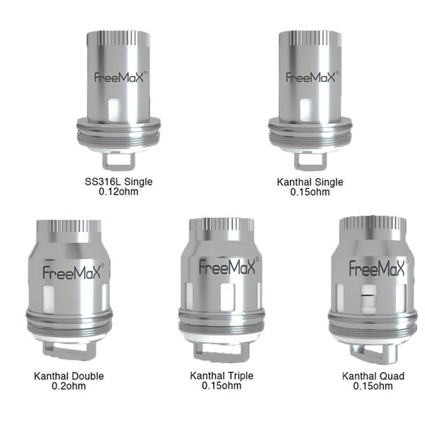 Freemax Mesh Pro Kanthal Single, Double, Triple, Quad Replacement Coils