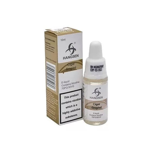 Hangsen 10ml TPD e liquid Cigar Flavour