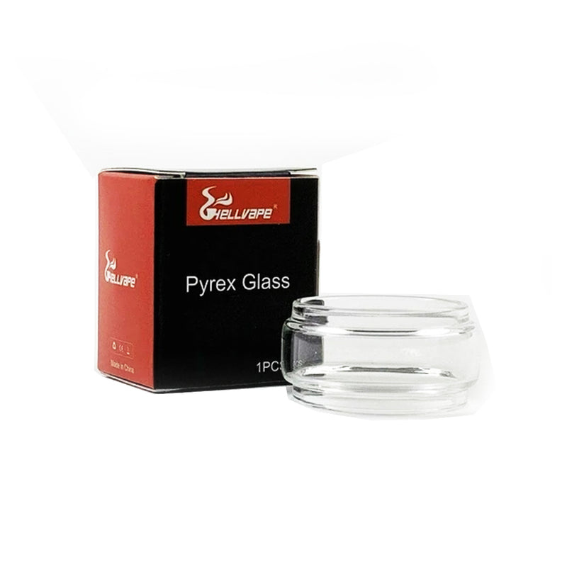 Hellvape Rebirth RTA 5ml Pyrex Replacement Glass