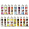 I Love VG IVG 60ml UK made E liquid Vape juice 70/30 VG/PG with free Nic shots