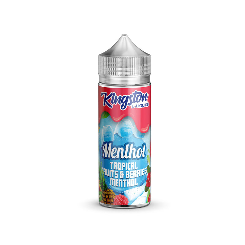 Kingston Menthol 100ml E Liquid
