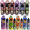 Mr Juicer Malaysian made 60ml E liquid Vape Juice 70/30 VG/PG with free Nic shot