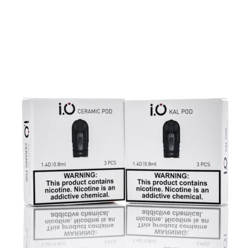 Genuine  Innokin IO 1.4Ω 0.8ml  Ceramic Or Kanthal Replacement Pods