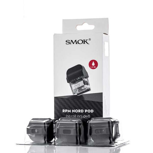 Smok RPM 40 Standard and Nord Replacement Pod