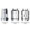 Genuine Smok TFV16 King Mesh, Dual Mesh, Triple Mesh Replacement Coils