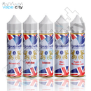 Signature Premium 60ml E Liquid Vape Juice 50/50 VG/PG with free Nic shot