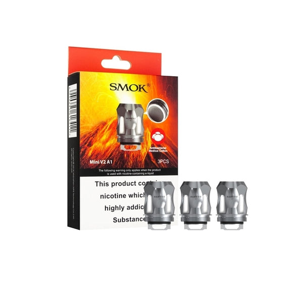 Smok Mini V2 A1 Replacement Coils for TFV8 Baby V2 Tank