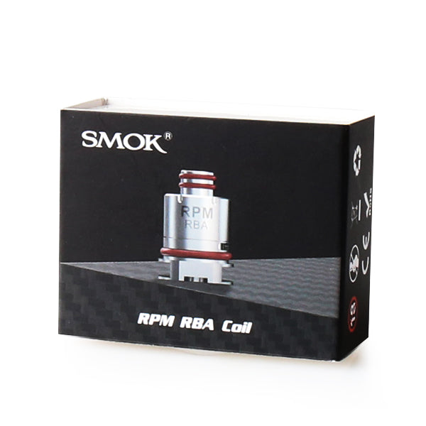 Genuine Authentic Smok RPM-40 RBA 0.6Ω replacement Coil