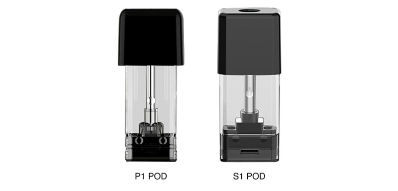 Genuine Voopoo Drag Nano S1 and P1 Pods