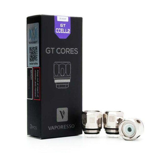 Vaporesso GT cCell2 Coil 0.3Ω (35-40W) Pack Of 3