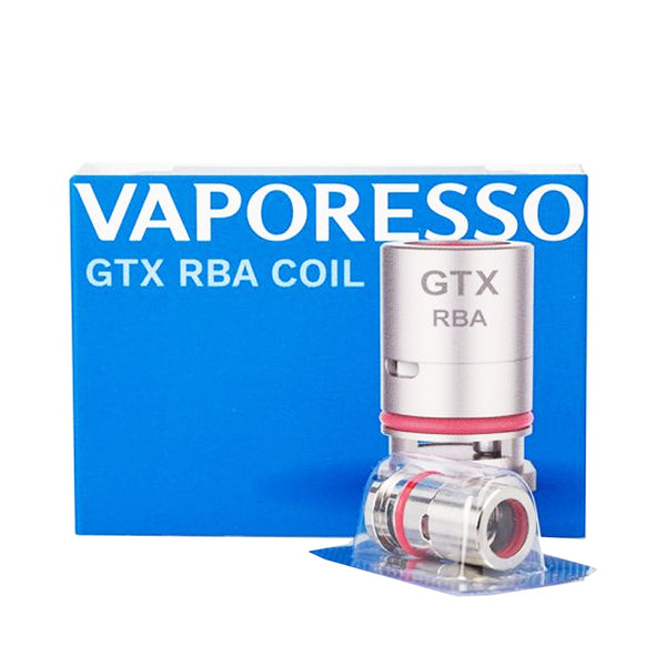Vaporesso GTX RBA Replacement Coils