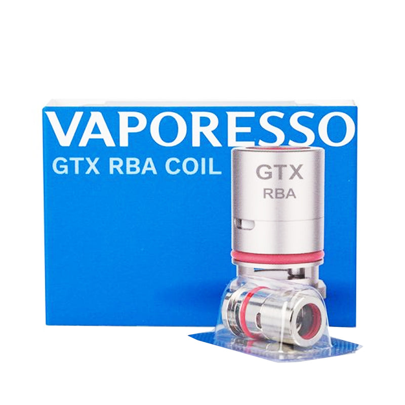 Genuine Vaporesso GTX RBA Replacement Coil