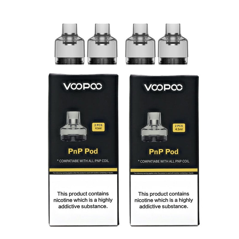 Voopoo PnP 2ml Replacement Pods