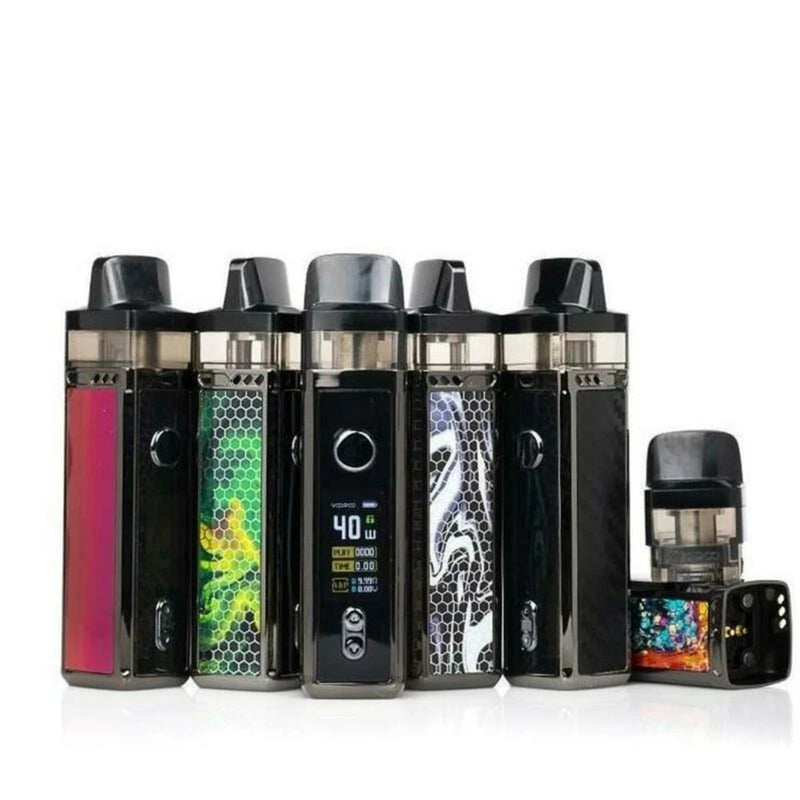 Voopoo Vinci Pod Kit - Limited  Edition Free 5 Coils Vape Kit