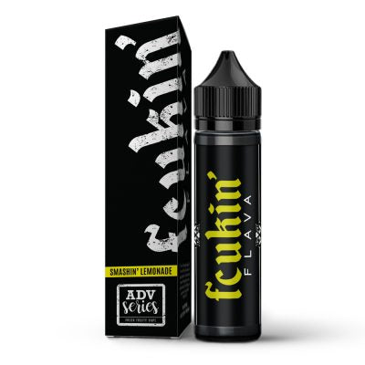 Fcuking Flava 60ml Malaysian made E-Liquid vape Juice with free Nic Shots