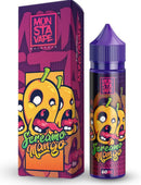 Monsta Vape Juice Malaysian made 60ml Shortfill 70/30 VG/PG
