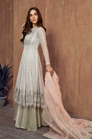 Pakistani Dress Shalwar Kameez Party Wear Madepk Com