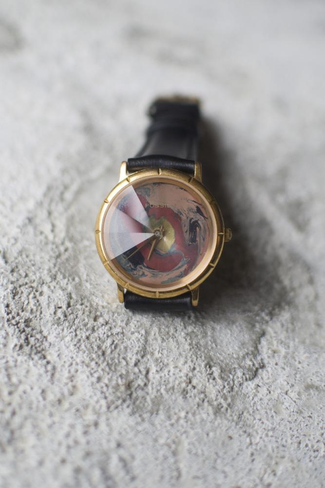 True Vintage: Fossil Mottled