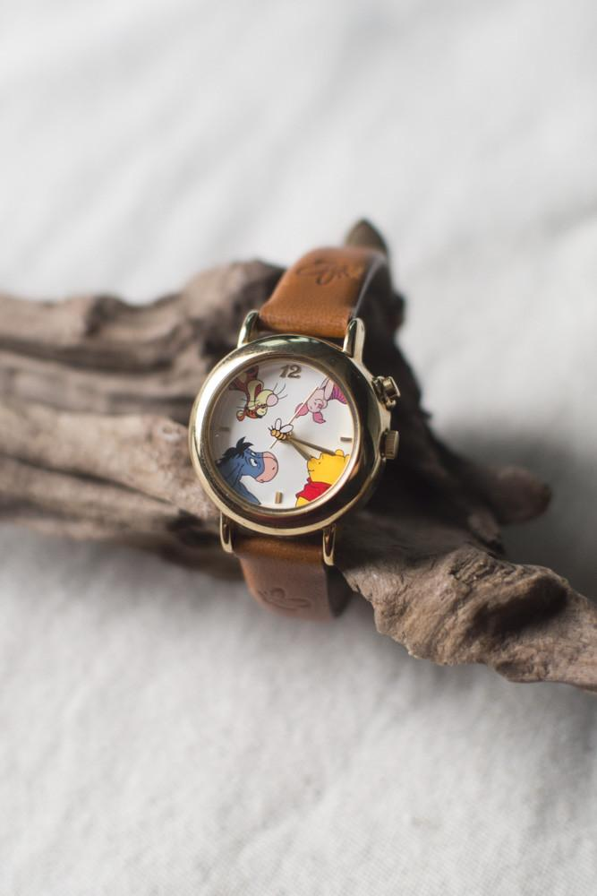 True Vintage: Winnie & Friends Musical Watch