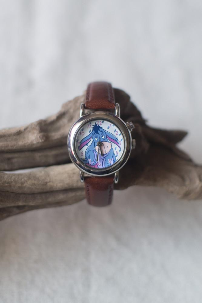 True Vintage: Eeyore Musical Watch