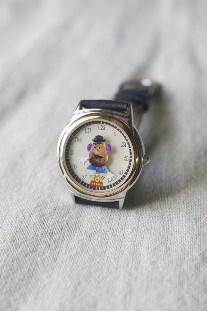 True Vintage: Fossil Mr. Potato Head