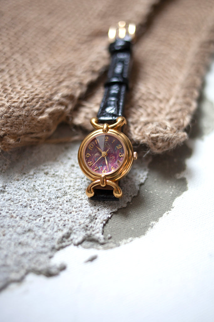 True Vintage: Fossil Pink Speckled