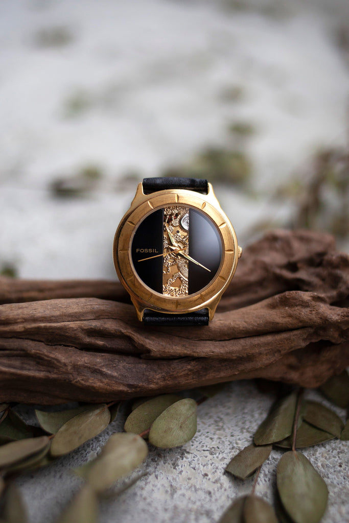 True Vintage: Fossil Billet