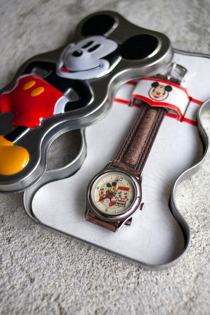 True Vintage: Mickey Around The World
