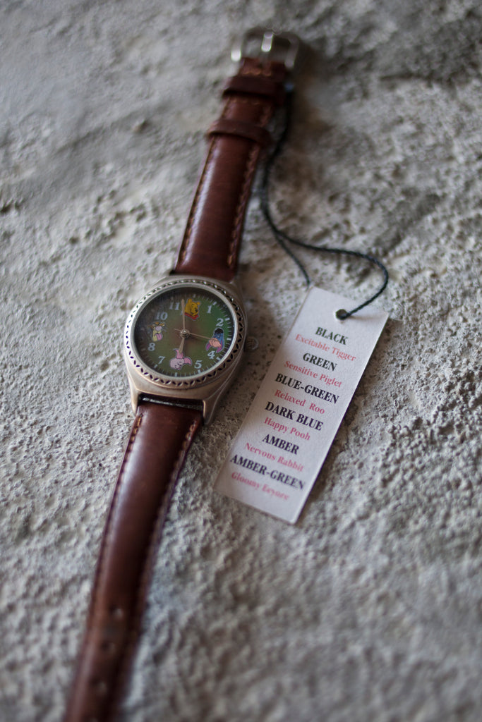 True Vintage: Winnie & Friends Mood Watch