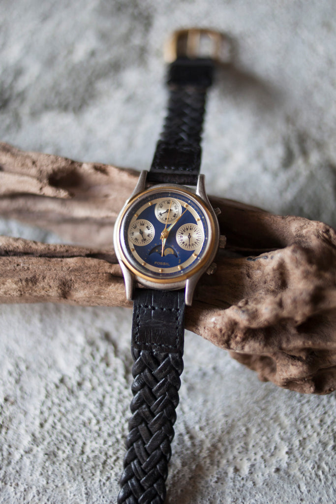 True Vintage: Fossil Midnight