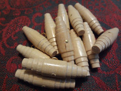 Wooden Toggles -- Prices shown are per dozen
