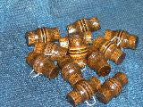 """Bamboo"" Toggle #136  3/4"" & 1"" - Price is for 12 Pieces"