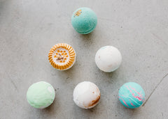 Relaxation Bath Bomb Collection