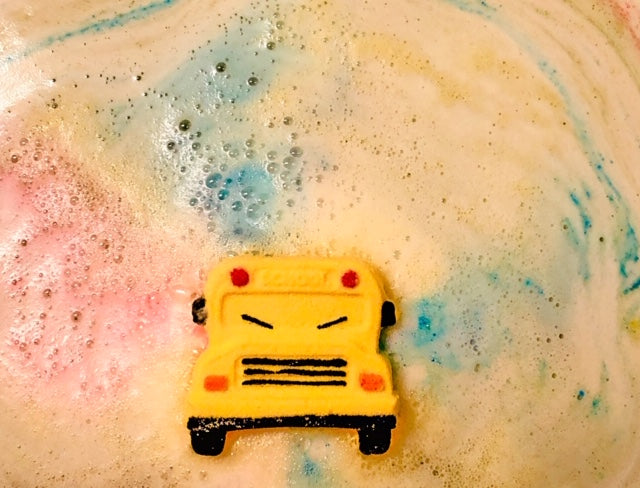 Back To School Bath Bomb