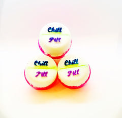 Chill Pill bath bomb