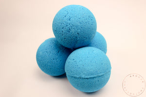 Huckleberry bath bomb