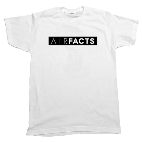 AIR FACTS(White)