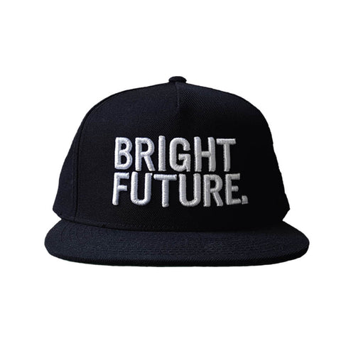 BRIGHT FUTURE Snapback(Black)