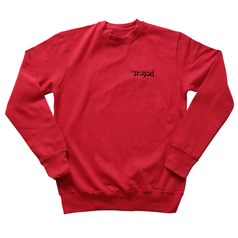 DEFEAT Crewneck(Red)
