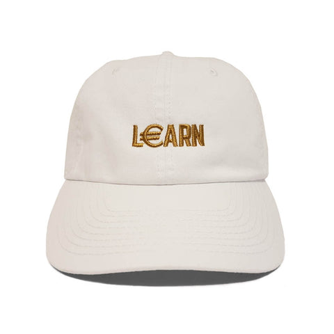 LEARN Cap(White)
