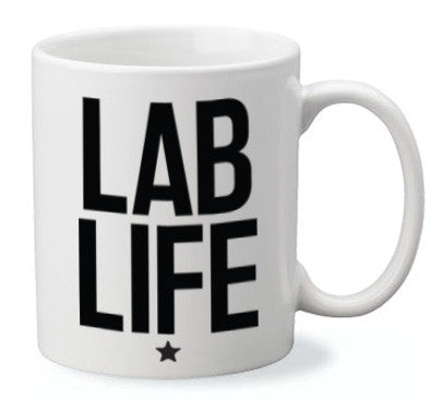 LAB LIFE Mug(White) - SOLD OUT