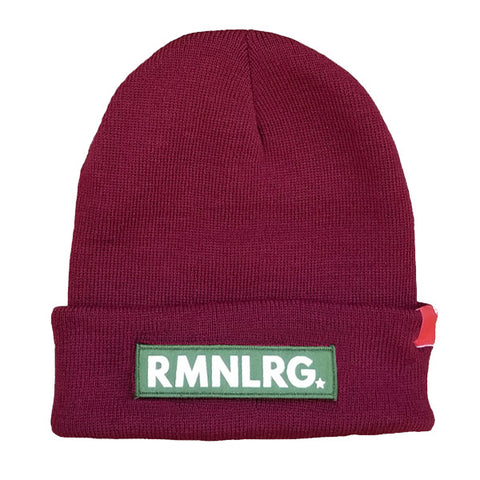 RMNLRG Toque(Burgundy)