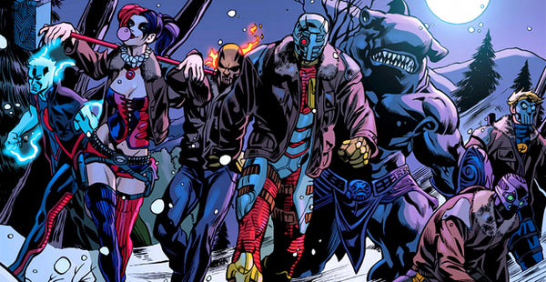 What do you think of the cast of the Suicide Squad Movie?